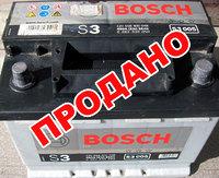 Аккумулятор б/у Bosch