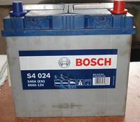 Bosch 60Ач б/у