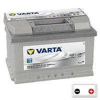 Varta Silver Dynamic  61Ah (D21)