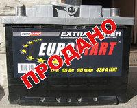 Аккумулятор б/у Westa EuroStart 55 Ah