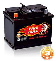 Fire Bull 62 (R+)