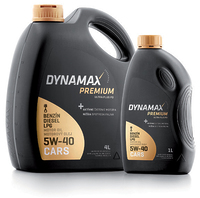 Dynamax premium ultra plus PD 5W-40, 4L