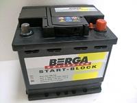 Berga Start-Block 45 (R+)