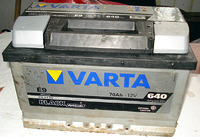 Varta E9 70Ah R+