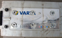 Varta Silver б/у 225 Ач
