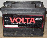 Аккумулятор б/у Volta 60Ah