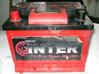 Inter 60Ah L+