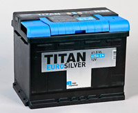battery TitanEuroSilver