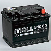 battery MOLL 10 8 60